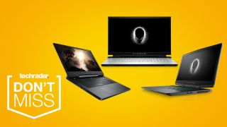Dell gaming laptops Cyber Monday deals