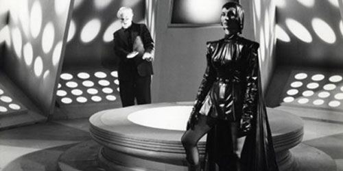 DVD review | Devil Girl from Mars | 1950s British sci-fi ...