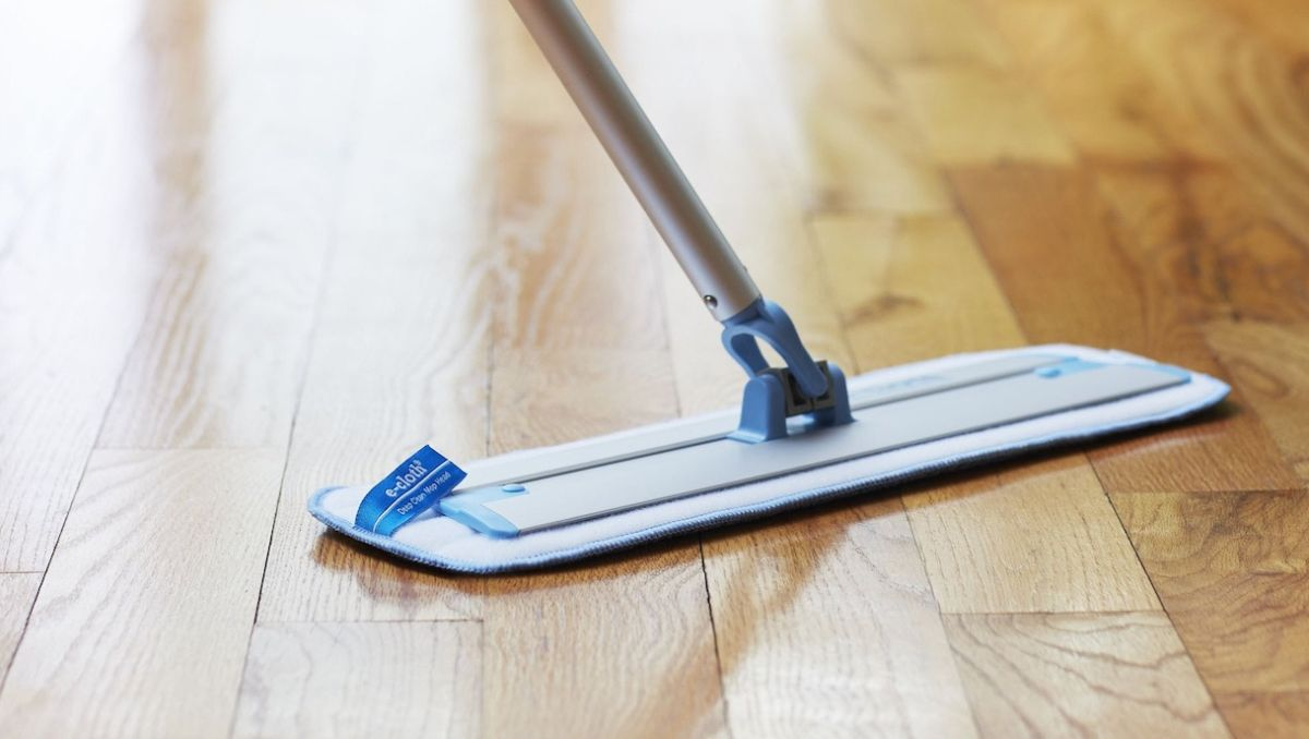 Best Mop For Cleaning Your Hard Flooring Real Homes