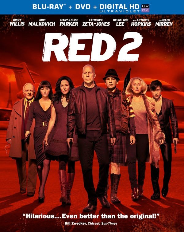 Red 2 box