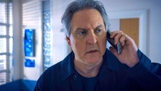 Bob Barrett plays Sacha Levy in Holby City