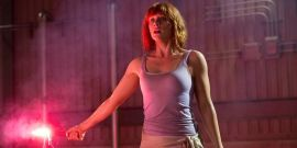 Jurassic World 3's Chris Pratt Convinced Bryce Dallas Howard To Share Intense Bruises From Dominion