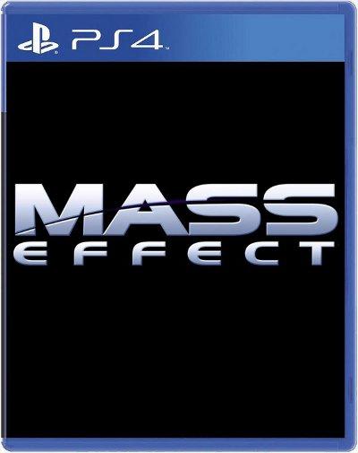 Mass Effect 4 mock box art