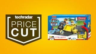 Price cut on Paw Patrol Racing Set