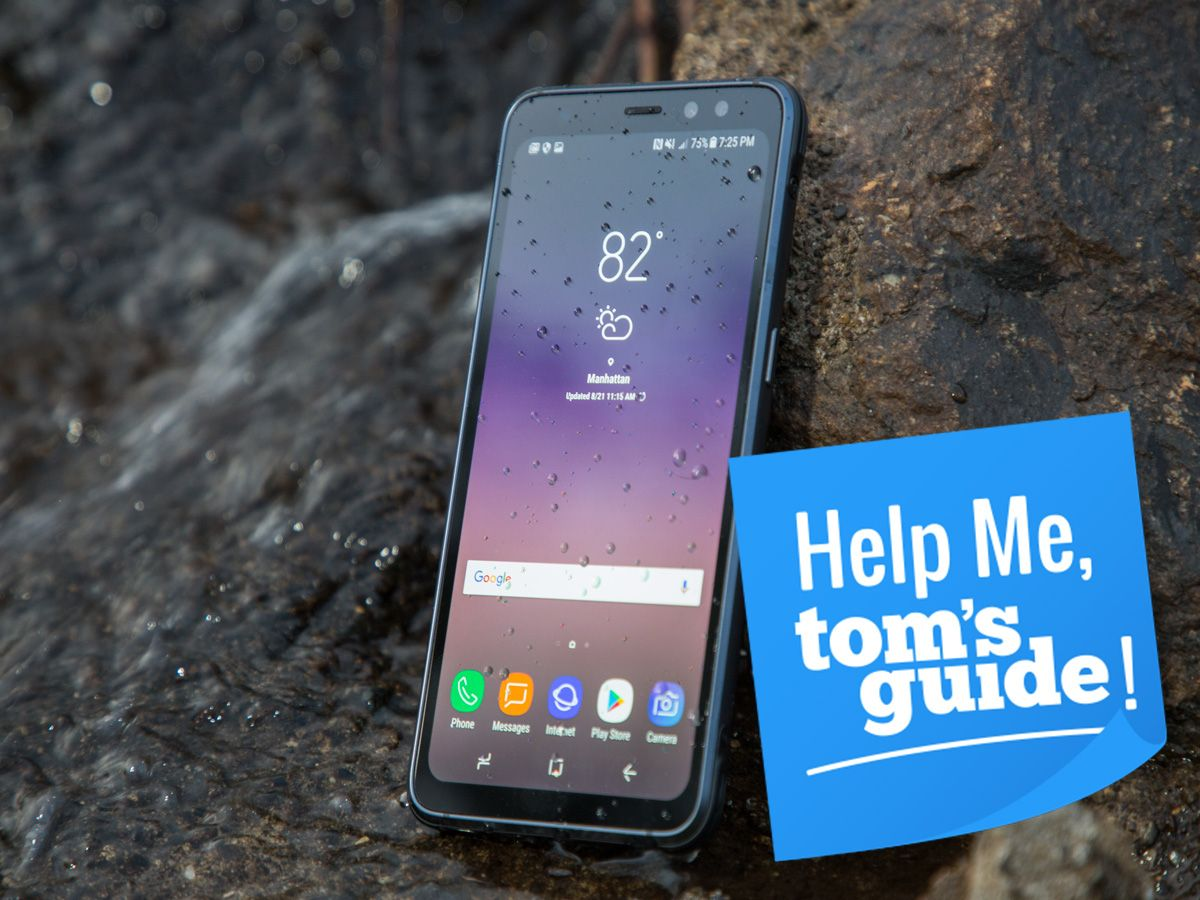Help Me Tom's Guide: Should I Get a Rugged Smartphone