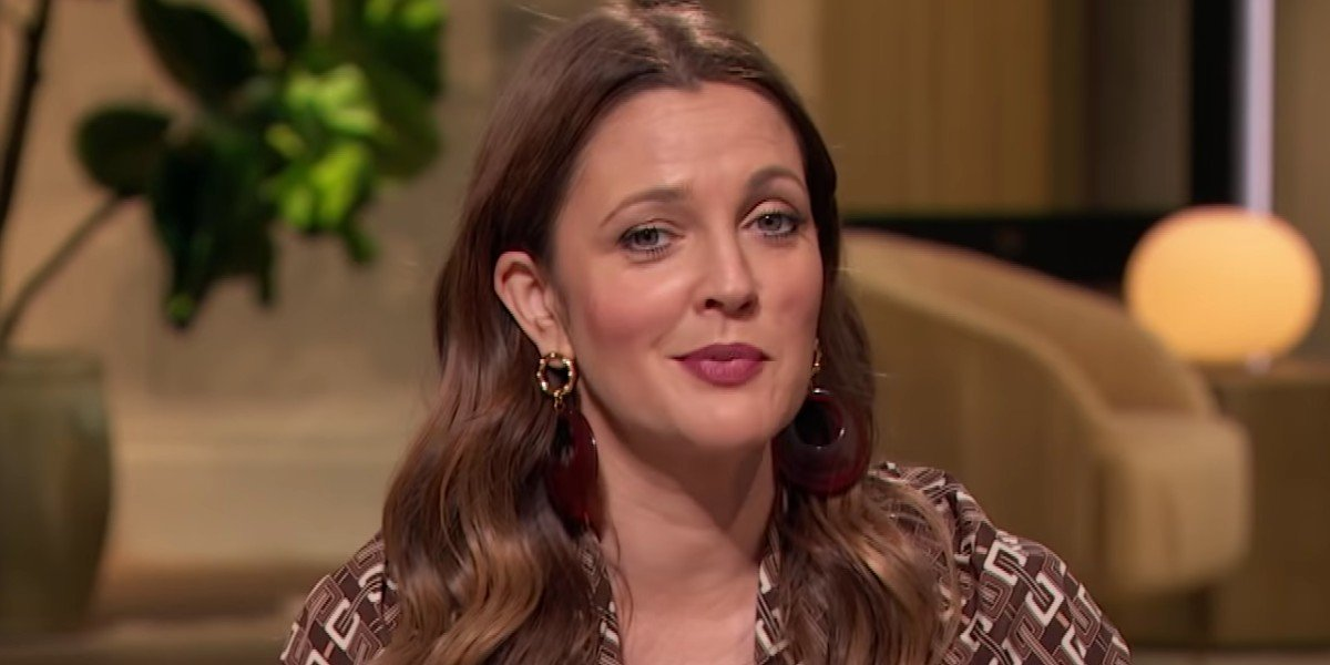 Drew Barrymore on The Drew Barrymore Show (2020