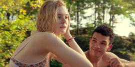 What Elle Fanning Has In Common With Her All The Bright Places Character