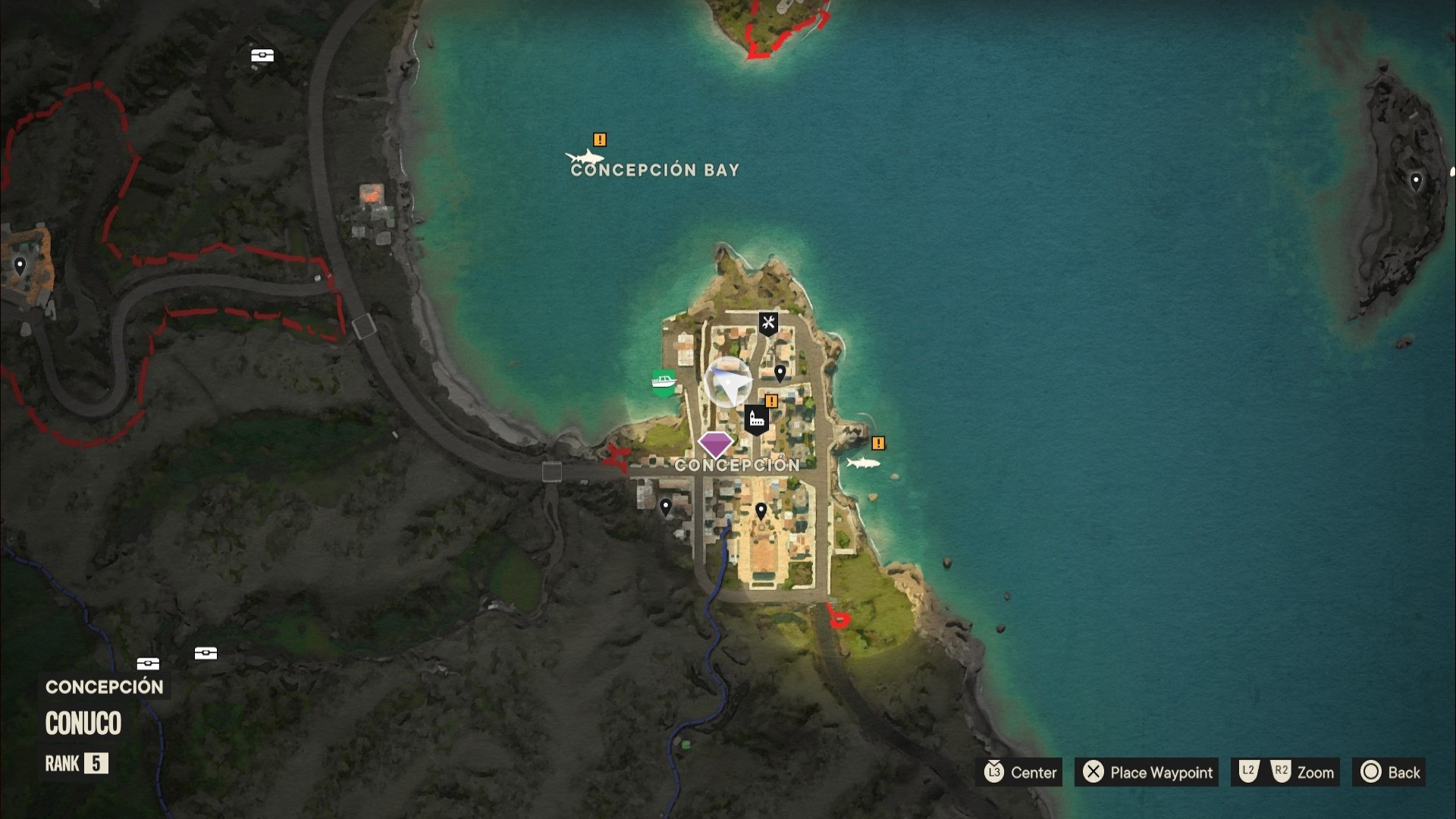 A Far Cry 6 Criptograma chests location in Concepcion