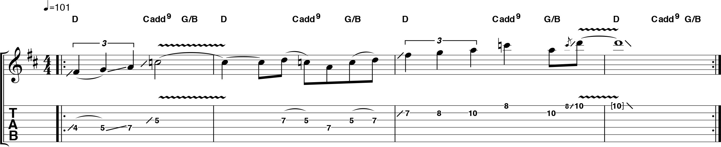 30 Day Guitar Challenge Day 1 Use Chords And Arpeggios To Improve