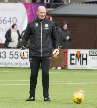 Hamilton Academical v Celtic – Ladbrokes Scottish Premiership – New Douglas Park