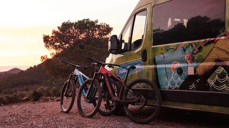 Canyon e-bike range 2020
