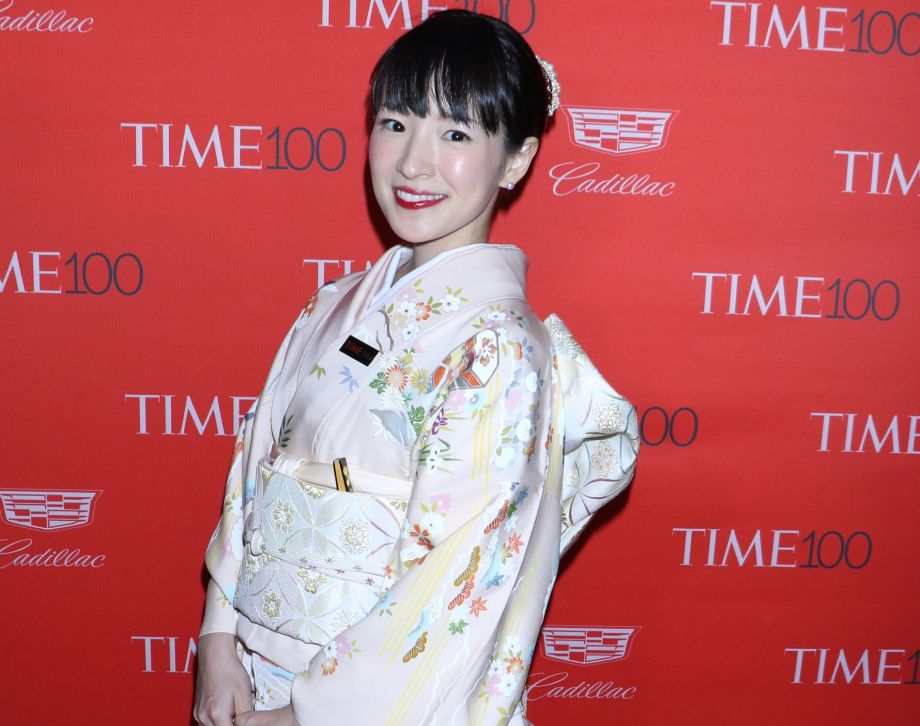 decluttering expert marie kondo to showcase her expertise in new netflix show. Black Bedroom Furniture Sets. Home Design Ideas