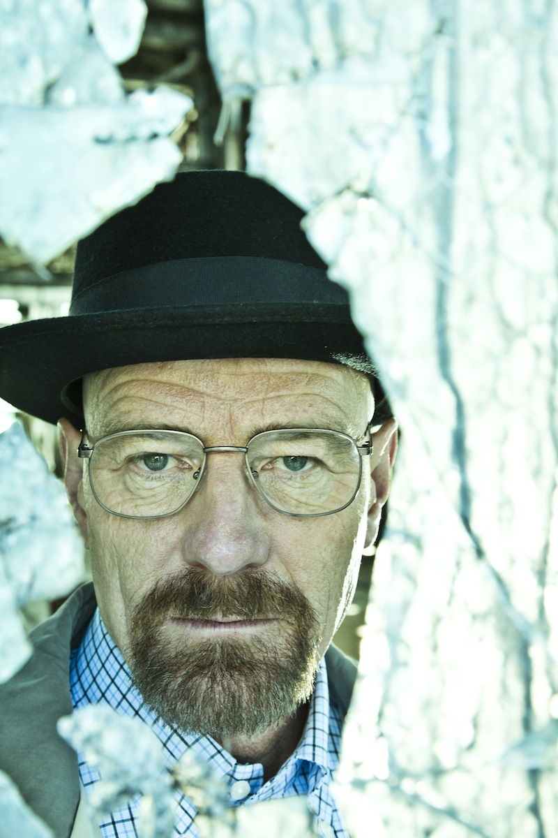Breaking Bad Season 5 Photos Show The Cast And Walter White's Partner Relationships #22572