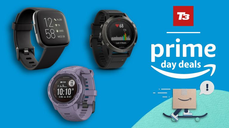 best running watch and Fitbit deals on Amazon Prime Day 2021