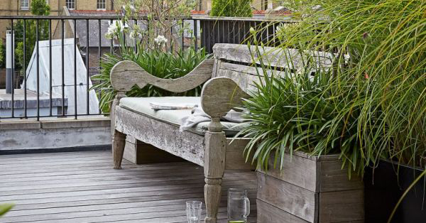 These gorgeous ideas make the most of a small balcony