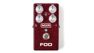 MXR's FOD Drive blends two hot-rodded amp stacks in a single enclosure
