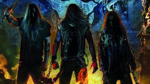 Cover art for Destruction - Thrash Anthems album