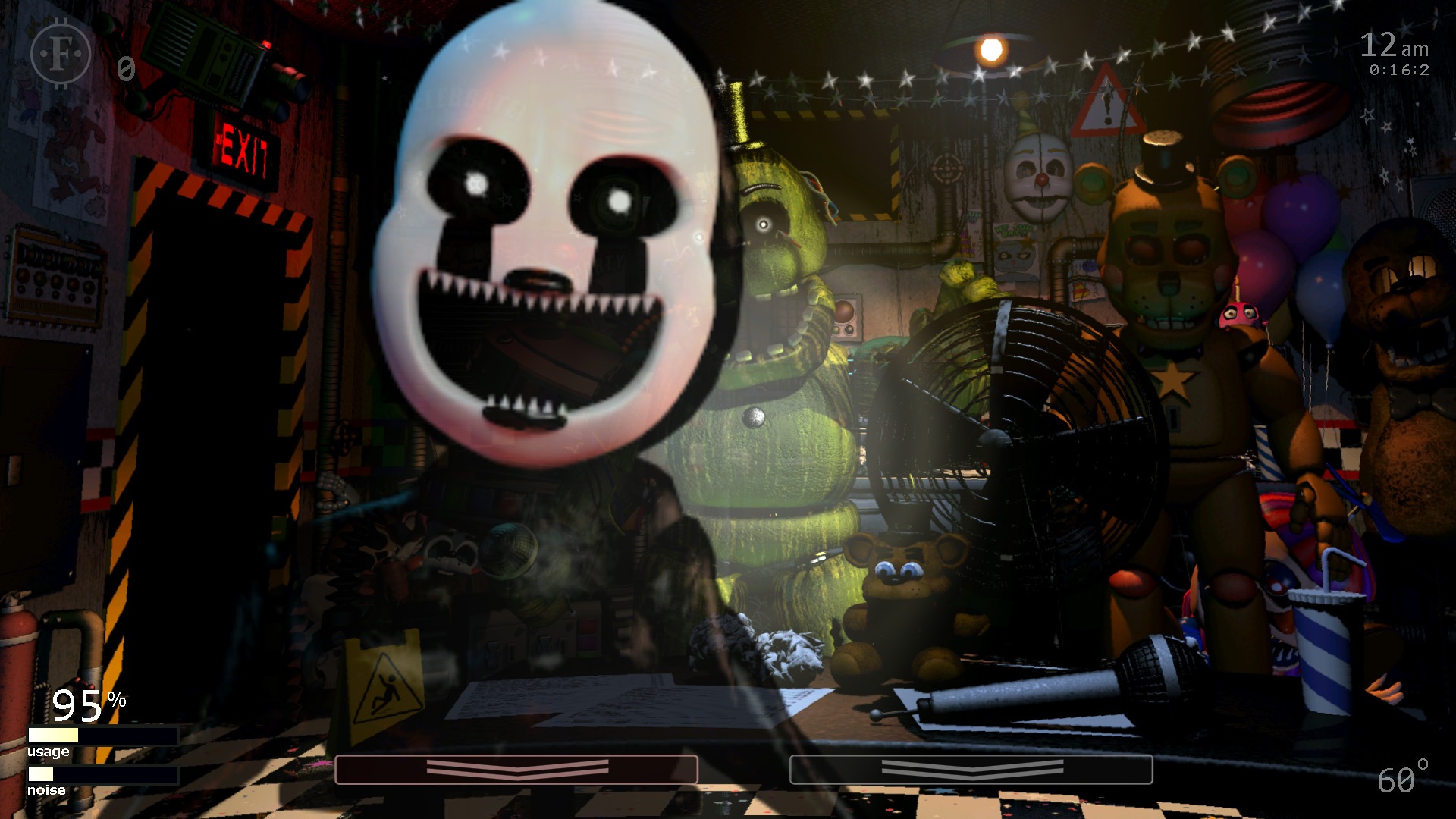 Ultimate Custom Night is a new, free Five Nights at Freddy's game