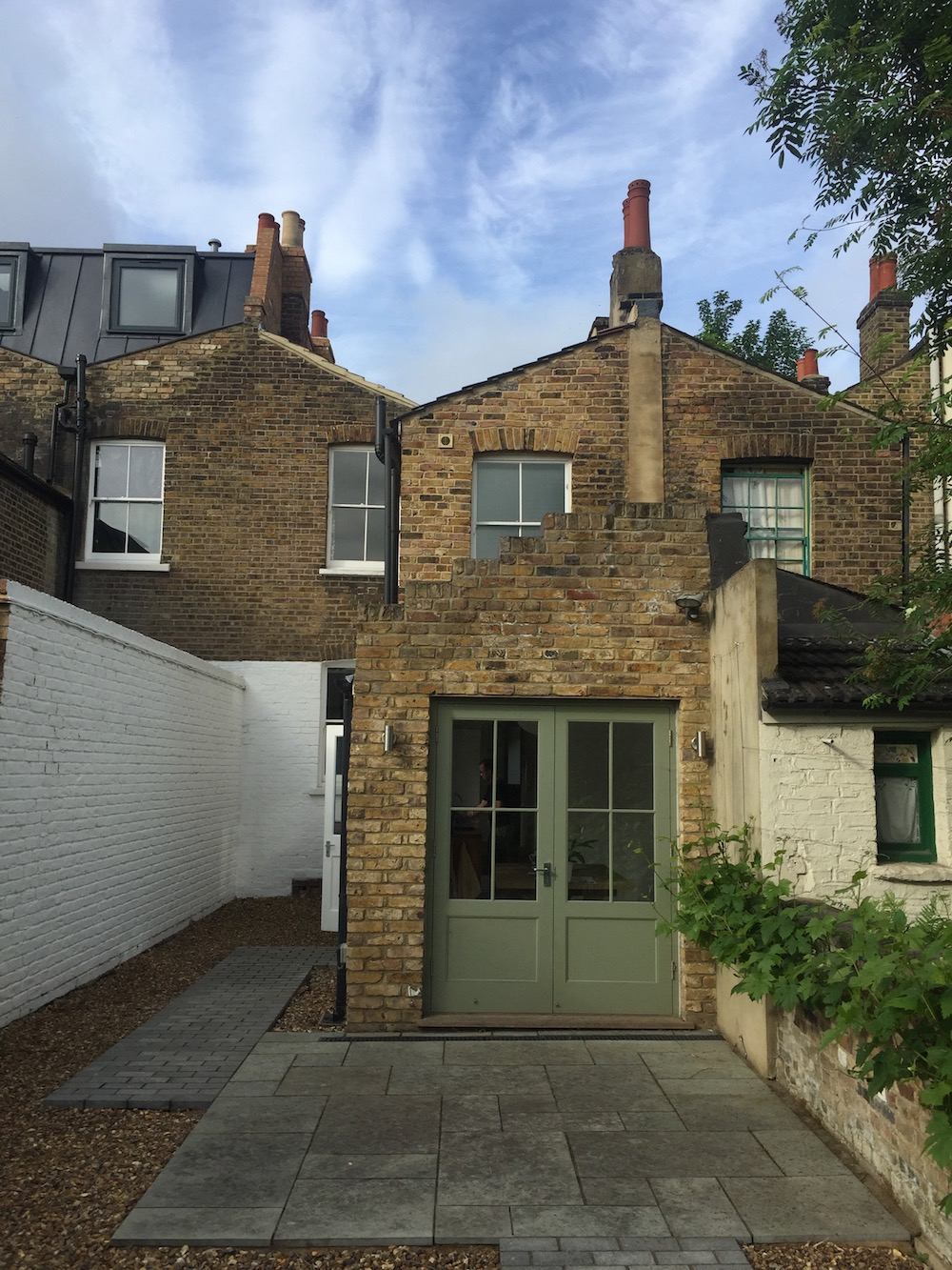 Before & After: Terraced House in Hackney Gets A Modern Make-Over