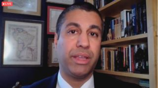 FCC Chairman Ajit Pai Addresses Media Institute