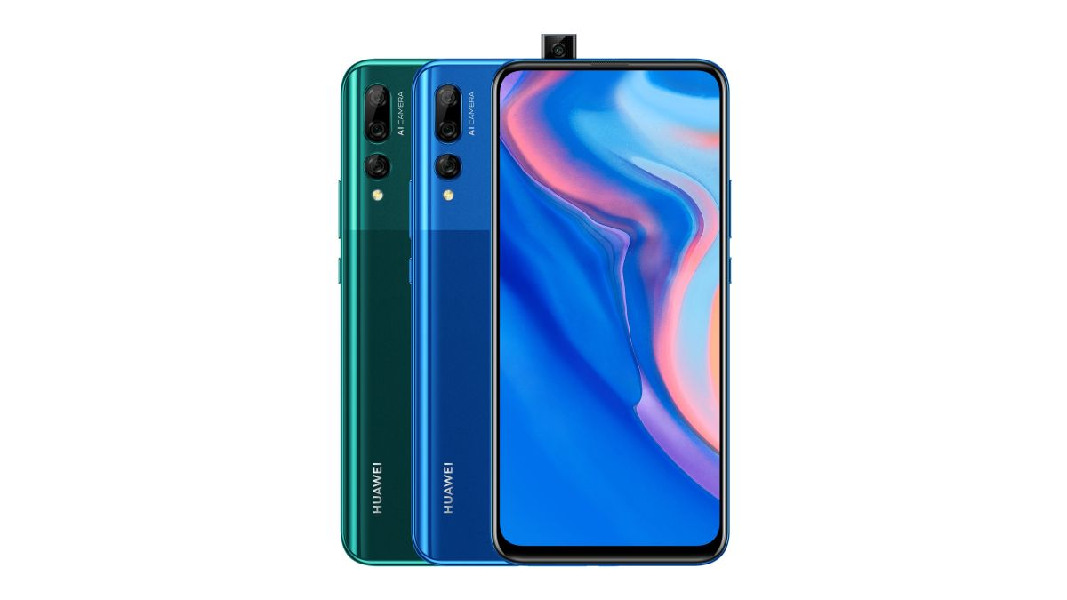 Huawei Y9 Prime (2019) launches in the UAE with an auto pop