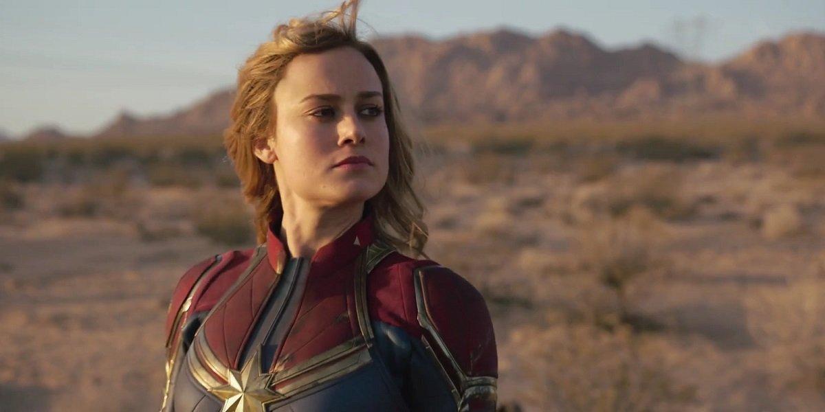 Carol Danvers Captain Marvel MCU