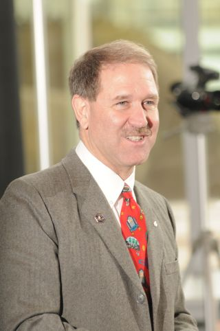 Physicist and former astronaut John Grunsfeld has been named NASA's new Associate Administrator for the Science Mission Directorate at the agency's headquarters in Washington, D.C.