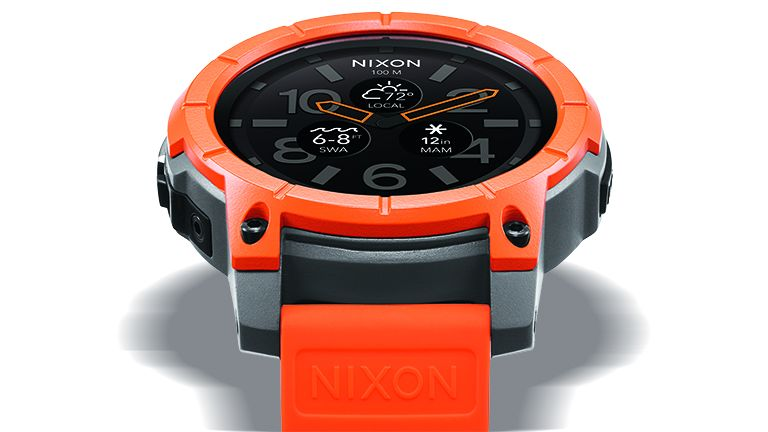 54861f03115 Nixon Mission review  an Android Wear watch on a mission to be the best