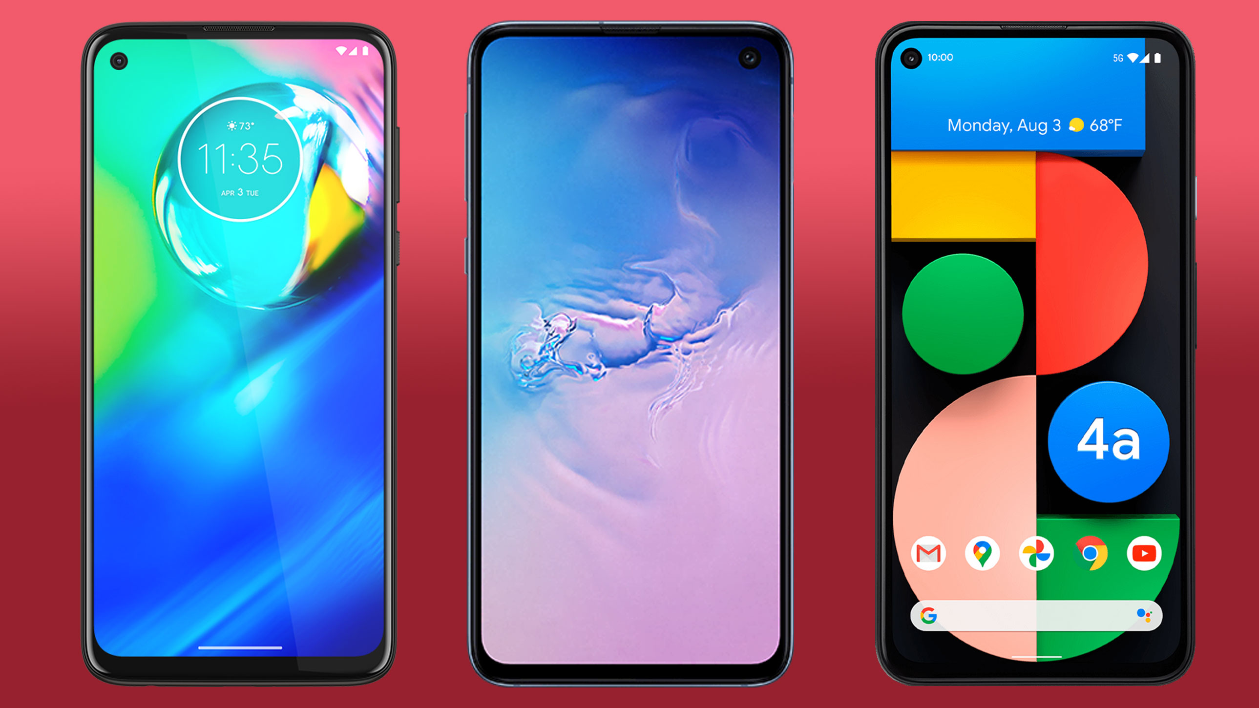 Cheap Phones 2021 Our Top Us Picks For Every Budget Techradar