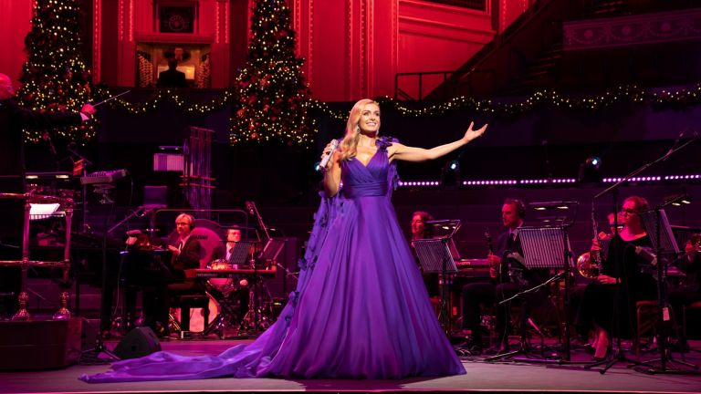 Katherine Jenkins Christmas Spectacular at the Royal Albert Hall