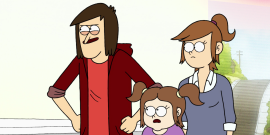 HBO Max's Close Enough Creator On Those Awesome Regular Show Callbacks