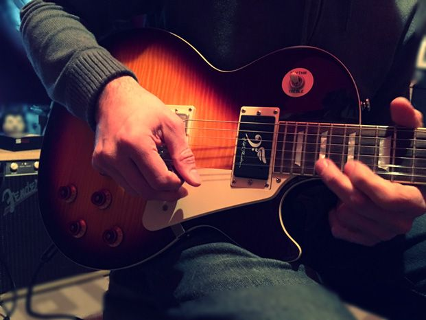 What to Think About When Improvising a Guitar Solo