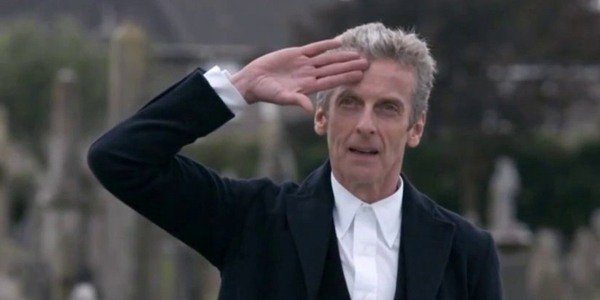 The Doctor Peter Capaldi Doctor Who