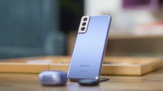 Samsung Galaxy S21 Plus back