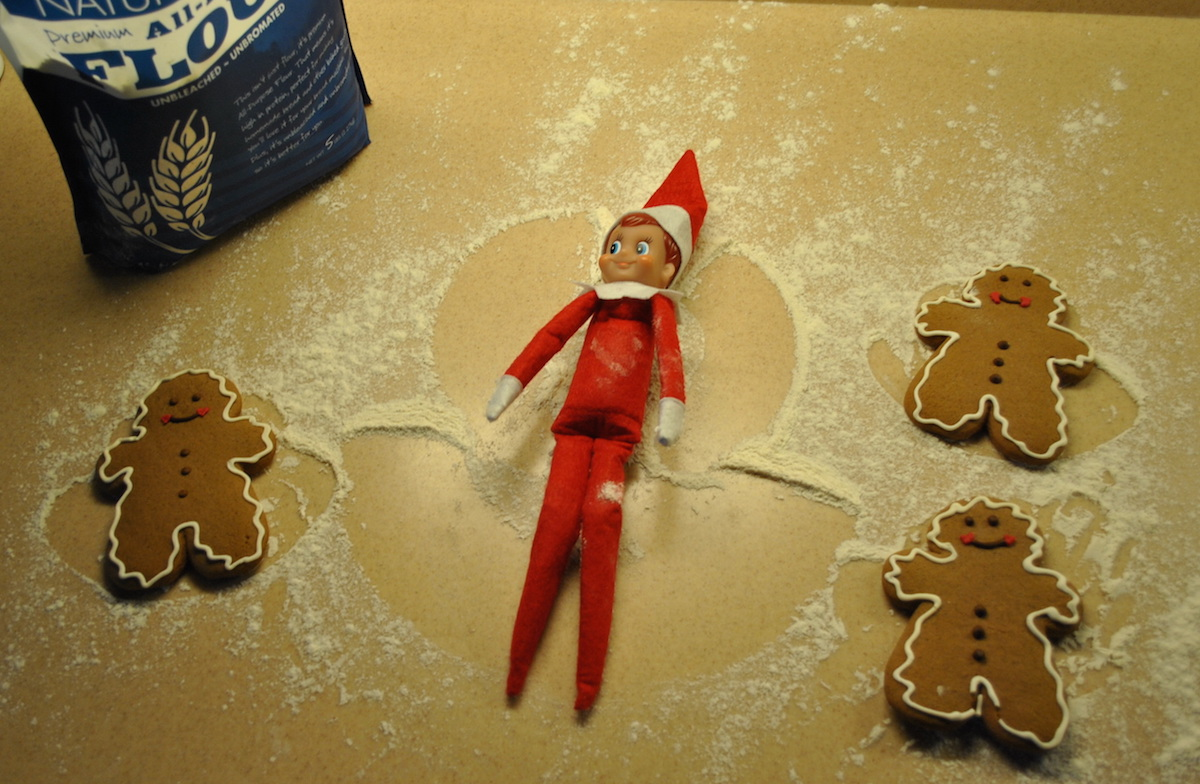 Elf On The Shelf Cute Or Creepy Live Science