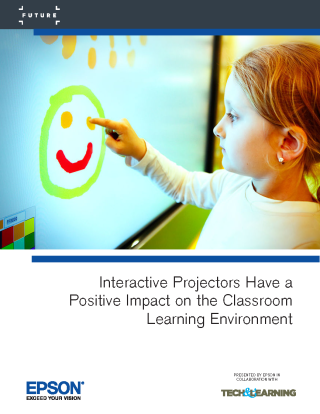 Interactive Projectors Have a Positive Impact on the Classroom Learning Environment