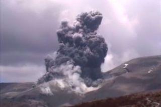 mount doom, volcano, eruption