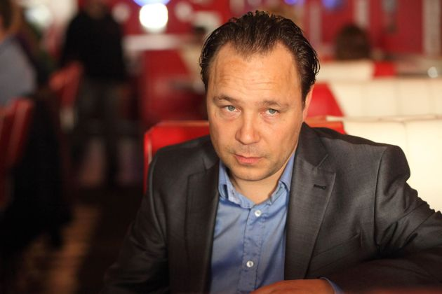 Stephen Graham: 'There are a lot of back-stabbers'