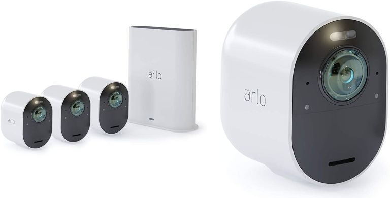 Arlo Ultra smart security camera