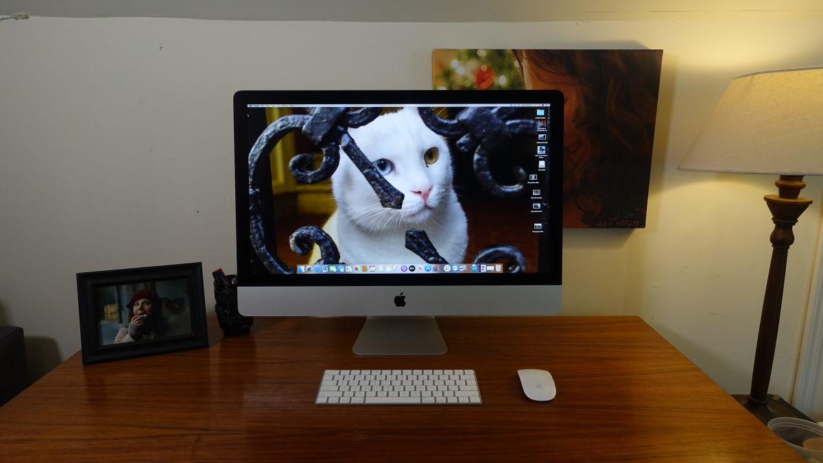 Apple iMac 27-inch (2020) review