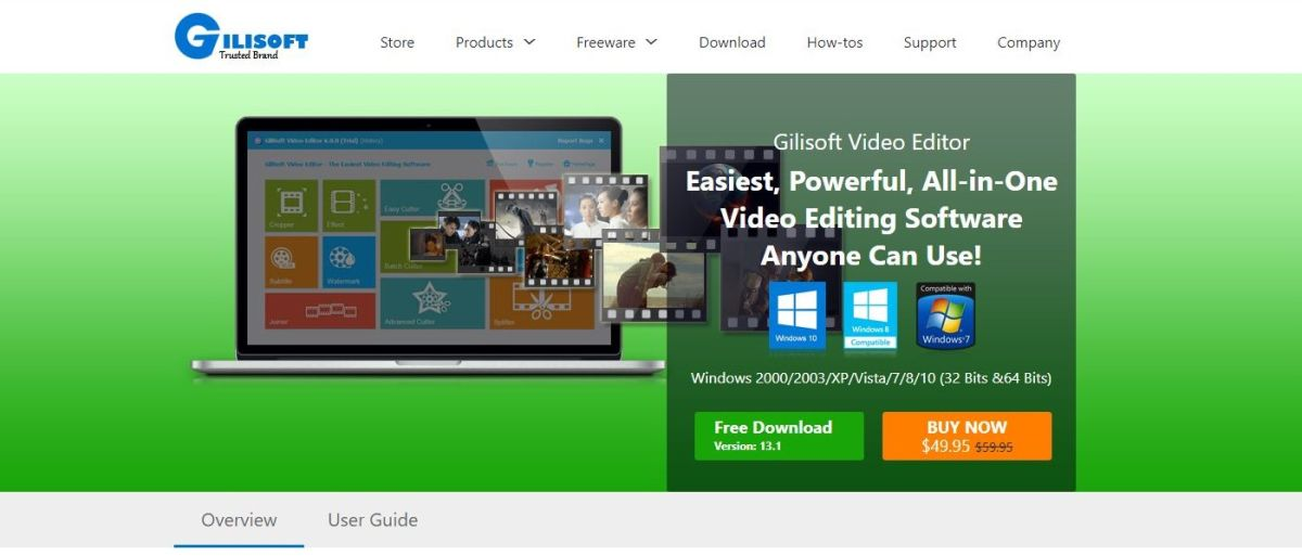 Gilisoft Video Editor 13.1.0 review