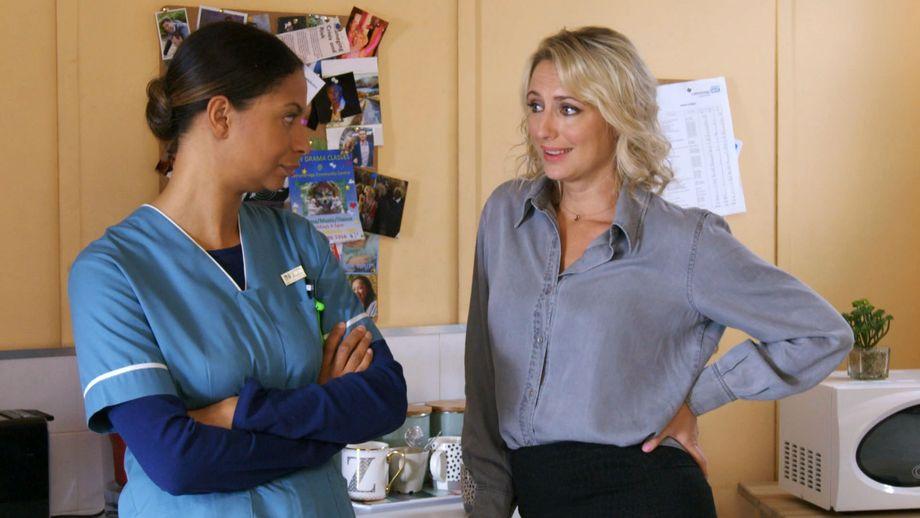 Doctors, Ayesha Lee, Becky Clarke