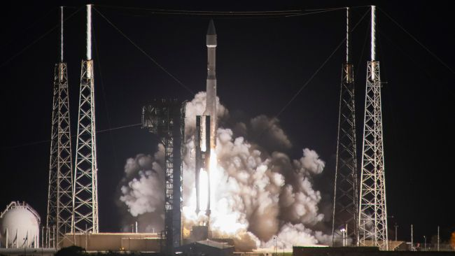 Güneş Yörünge Aracı Fırlatıldı…