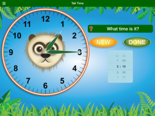 Time Telling App Offers Multisensory Approach