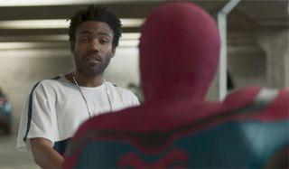Donald Glover Aaron Davis Spider-Man Homecoming