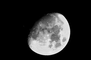 Moon Occultation of Aldebaran Seen in Sarnia, Ontario, Canada
