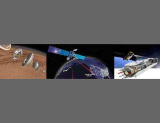 NASA's Three Technologies for 2013