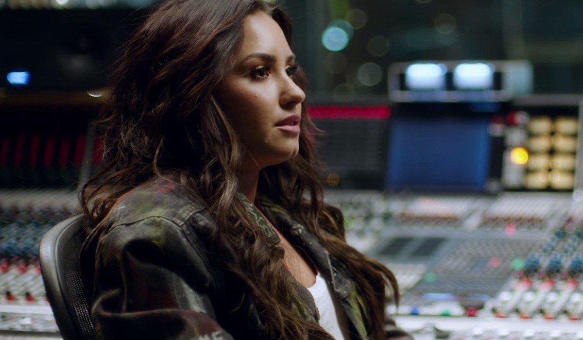 Demi Lovato in Simply Complicated