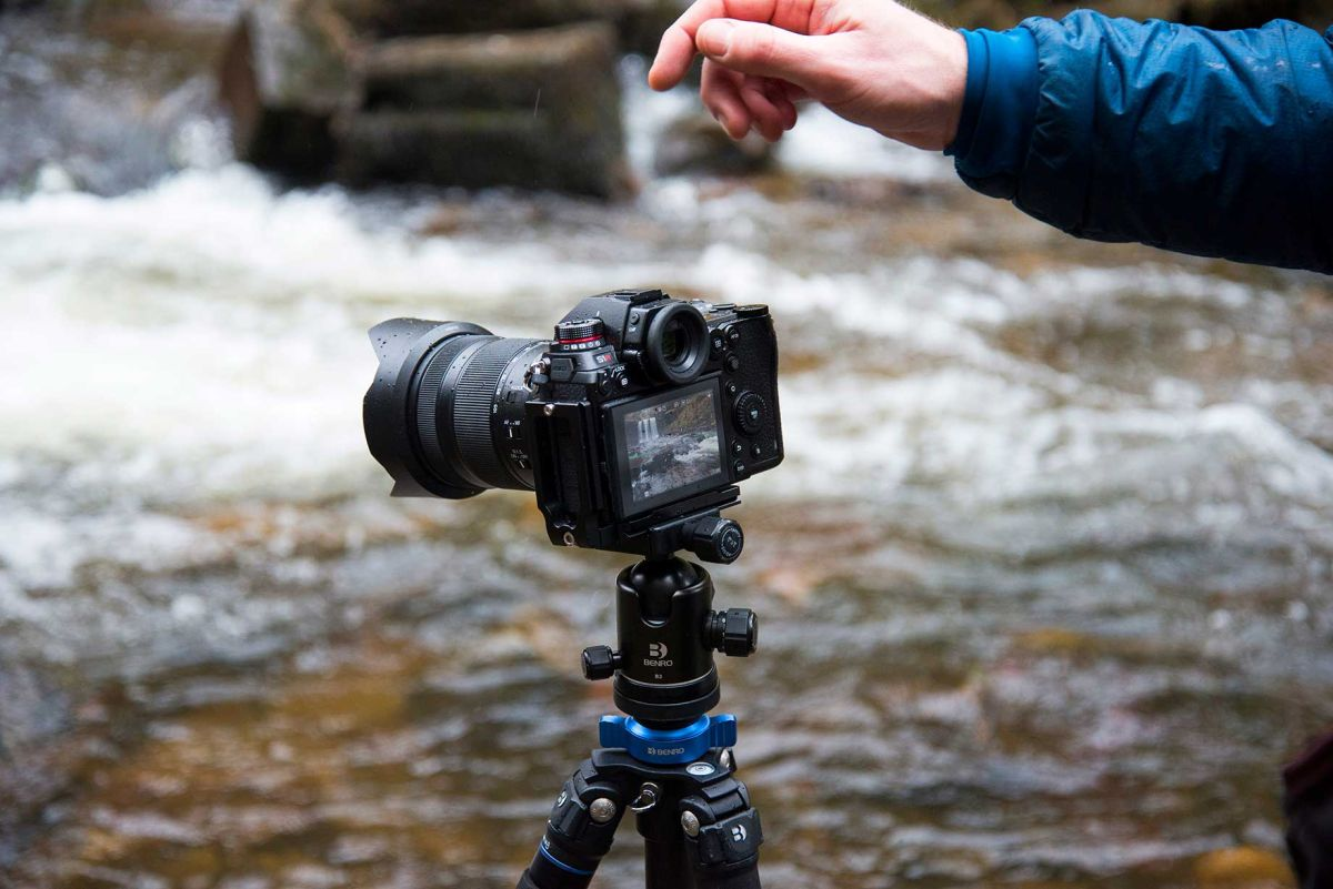 A day in the life of professional landscapes photographer
