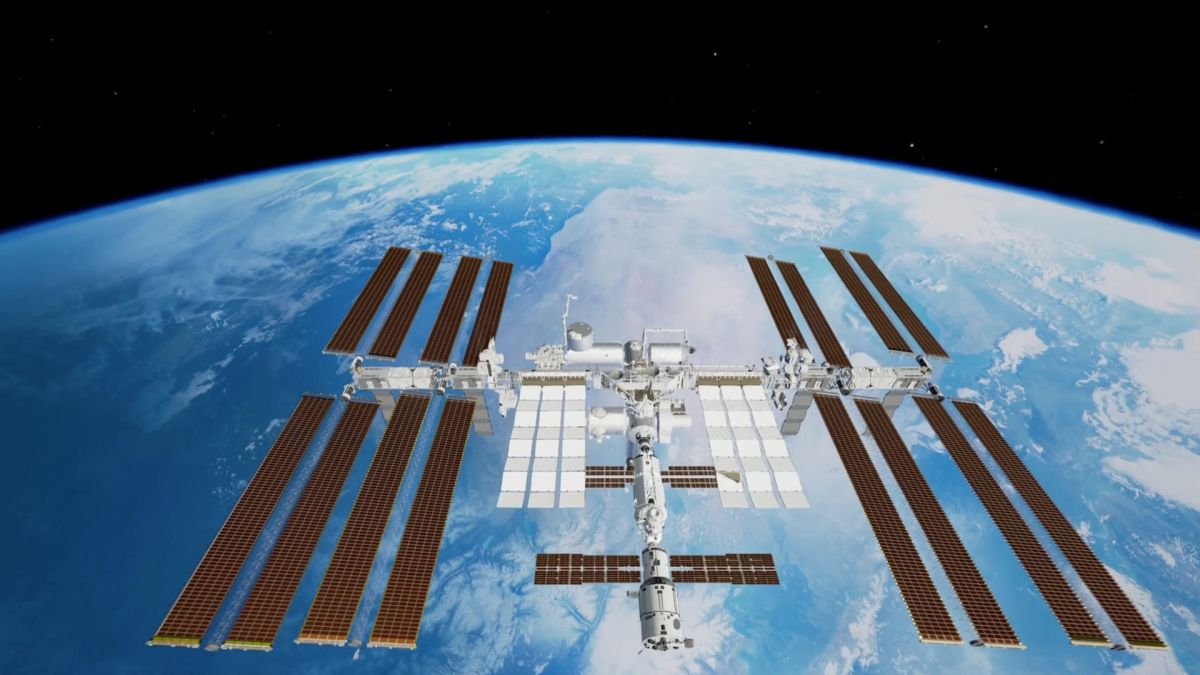 This International Space Station VR experience lets you explore the ISS… and it's as amazing as it sounds - Space.com